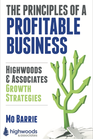 The Principles of a Profitable Business book