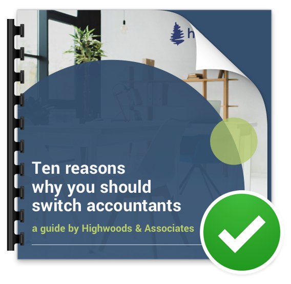Ten reasons why you should switch accountants book